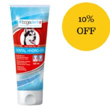 Mouth wash gel for dogs - Bogadent Hydro-Gel